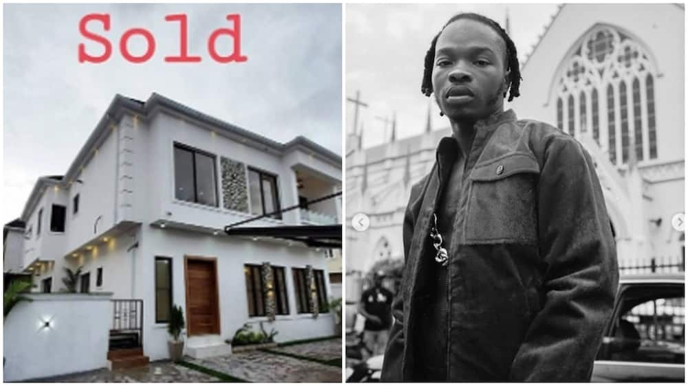 Nigerian singer Naira Marley acquires his fifth house in Lekki, Lagos