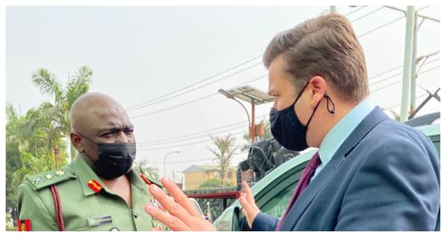 Banditry, Kidnapping, Secession Threat, we've Taken a Long-Term Decision on Nigeria, UK