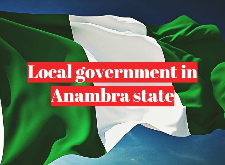 Local governments in Anambra state and their towns ▷ Legit ng
