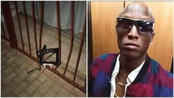 Please stay woke - OAP N6 warns Nigerians of new tactics used by robbers to burgle homes