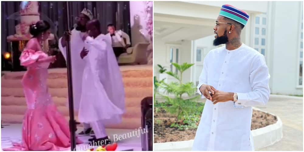 Singer Patoranking Surprises His Sister and Her Husband with a Car Gift on Their Wedding Day