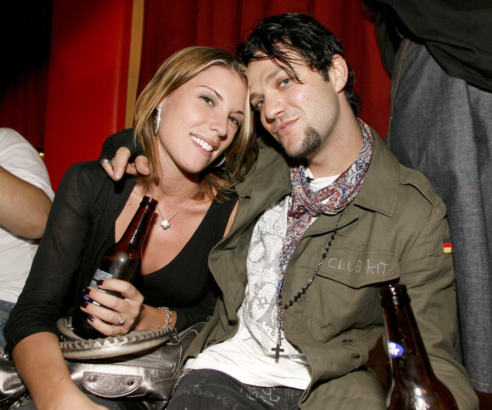 Bam Margera and Missy
