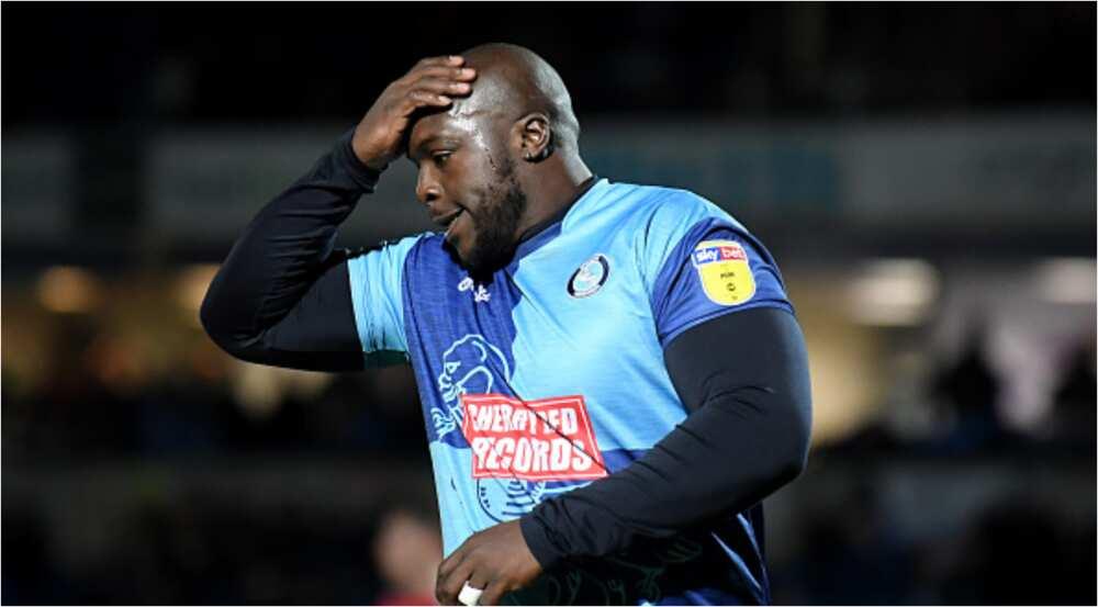 Adebayo Akinfewa slams FA for not punishing man who racially abused him