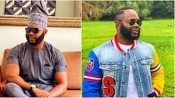 Joro Olumofin reveals he supports gender equality, says 'I don't approve of ladies asking guys for money'