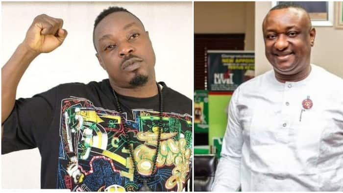 I thought he was a brother: Eedris Abdulkareem finally reacts to Festus Keyamo's claims