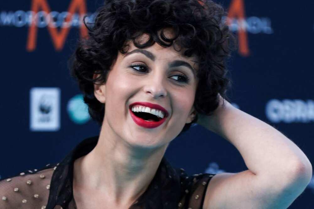 Barbara Pravi le représentant Eurovision France