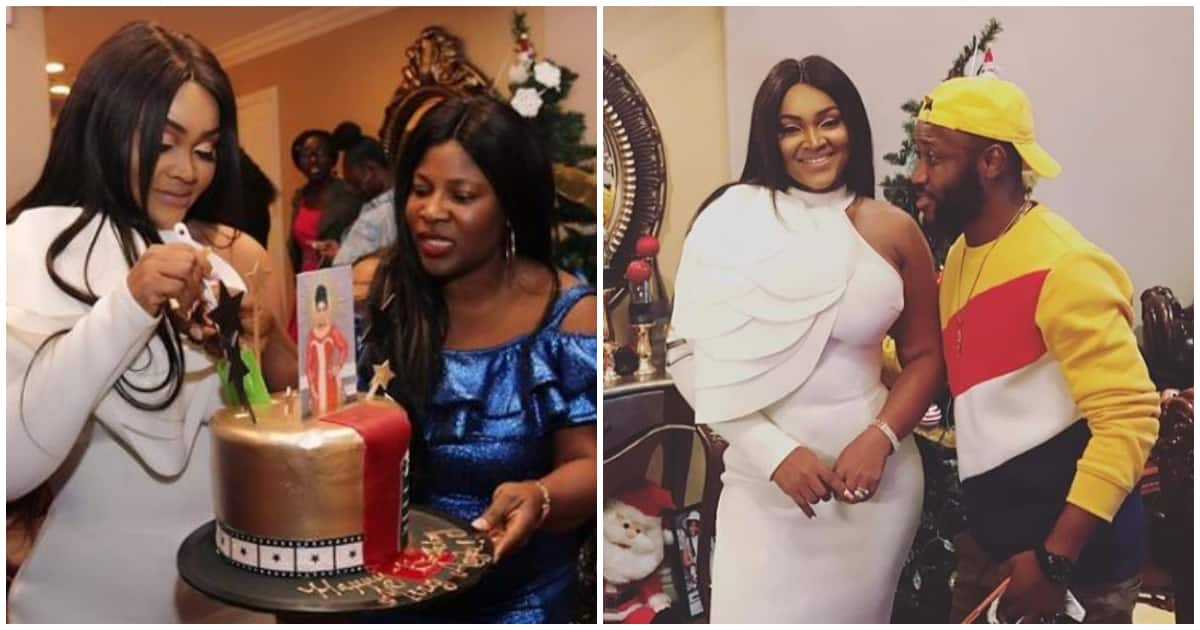 Beautiful photos from actress Mercy Aigbe's birthday dinner in Los Angeles