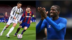 Premier League star chooses who's better between eternal rivals Cristiano Ronaldo and Lionel Messi