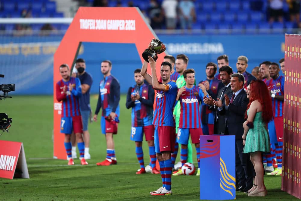 Barcelona beat Cristiano Ronaldo-led Juventus to win 1st-ever trophy after Lionel Messi's departure