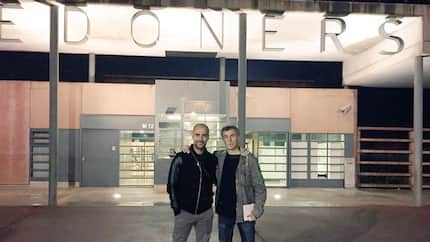 Manchester City boss Guardiola visits prison for 1 special reason