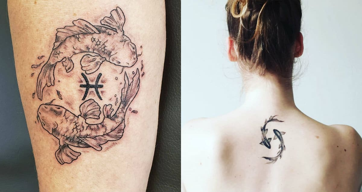 50 Pisces Tattoo Designs And Ideas Legit Ng