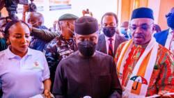Osinbajo is the pride of Nigeria, says Gov Udom Emmanuel