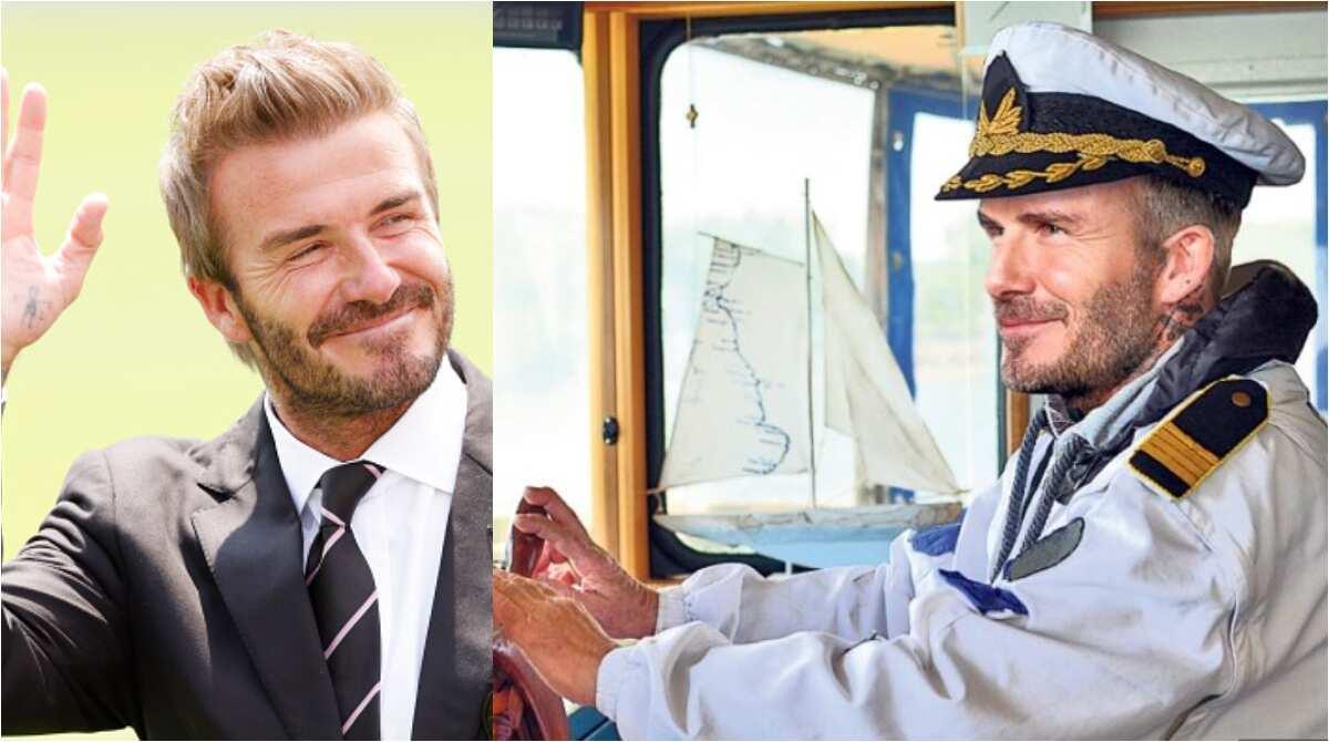 David Beckham Checks Out £10million Luxury Superyacht on Trip to Italy, Set  to Splash Cash ▷ Nigeria news | Legit.ng