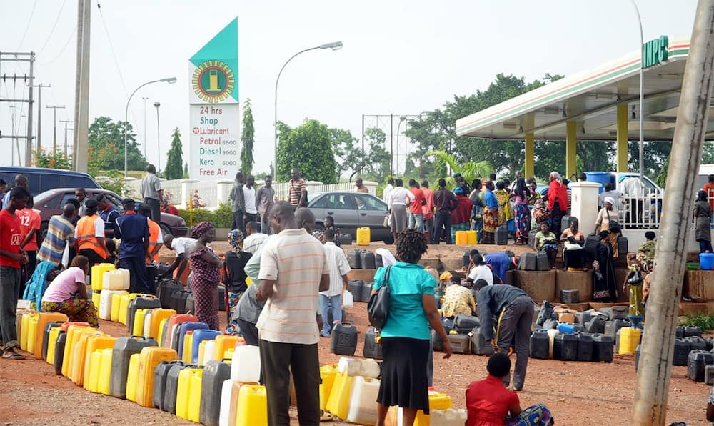 NNPC blames Abuja fuel scarcity on EndSARS protests
