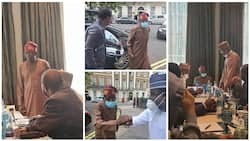 It is gruesome: Tinubu tells northern lawmakers who visited him in London what is going on with his health