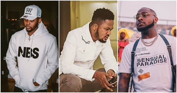 Davido addresses the allegations that he slapped Kizz Daniel's manager, says it hurts