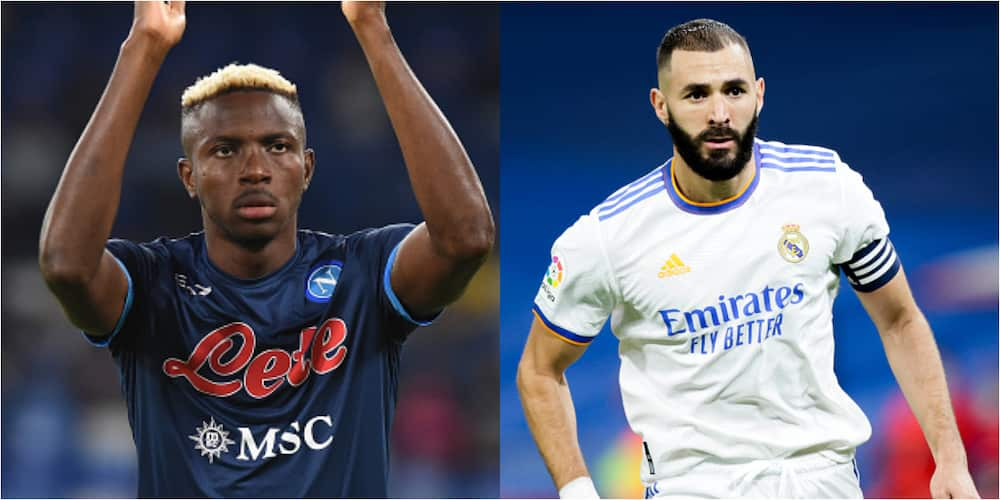 Super Eagles striker is now the joint leading goalscorer in top 5 leagues in Europe
