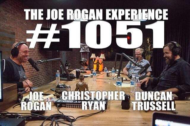 joe rogan guest list
