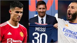 Ronaldo missing in top 10 players in Europe in the last 12 months, see Messi's position
