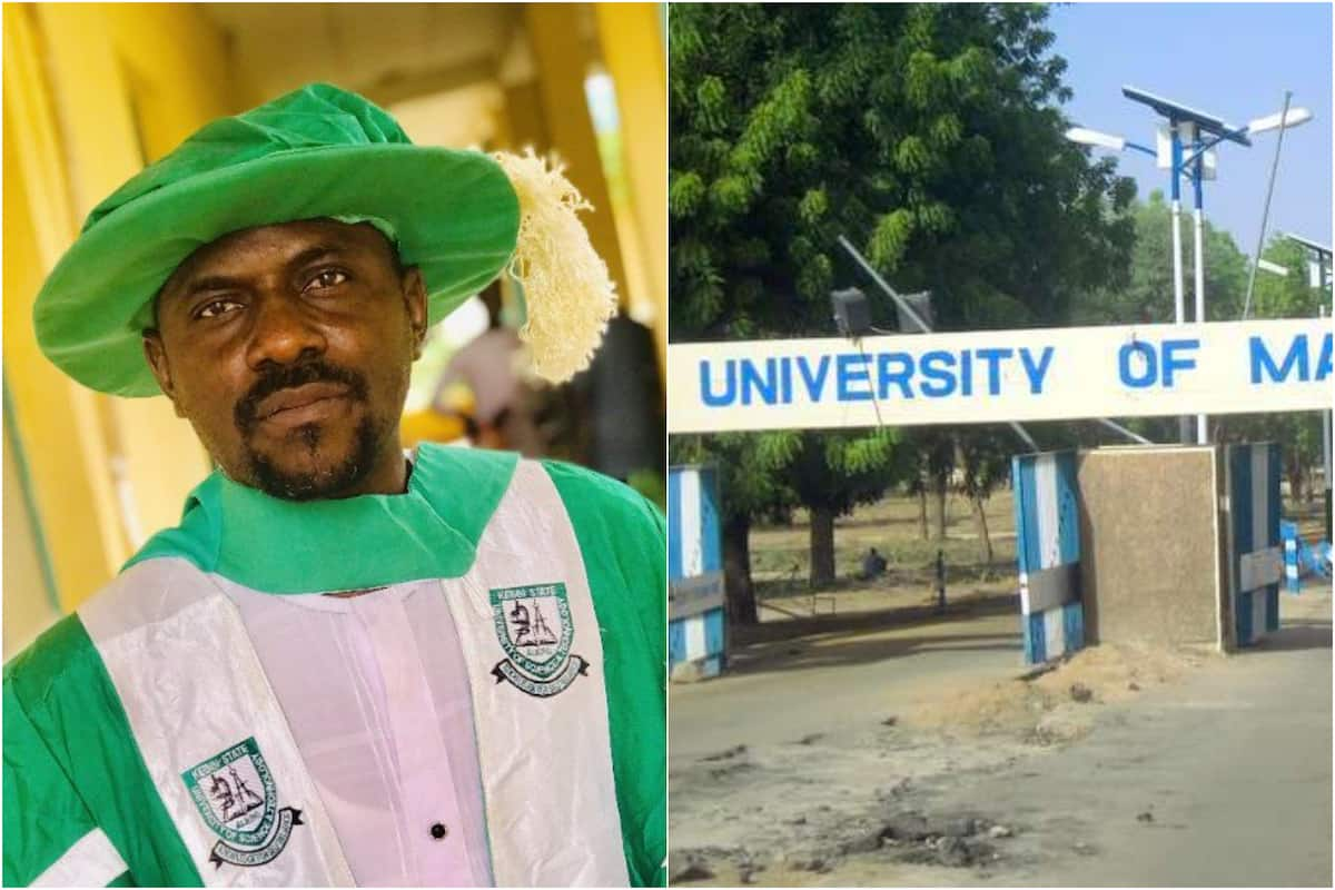 UNIMAID lecturer, Yakubu Nura World Physics Competition award is fake - Kperogi