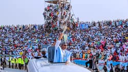 All assets seized from corrupt politicians will be sold - Buhari