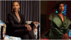 Her nervousness made her ill: Kemi Adetiba reveals how Nse Ikpe-Etim fell sick on set of King of Boys