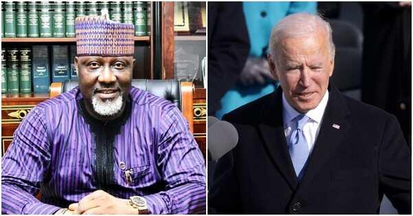 President Joe Biden gets Yoruba name after reversing travel ban on Nigeria