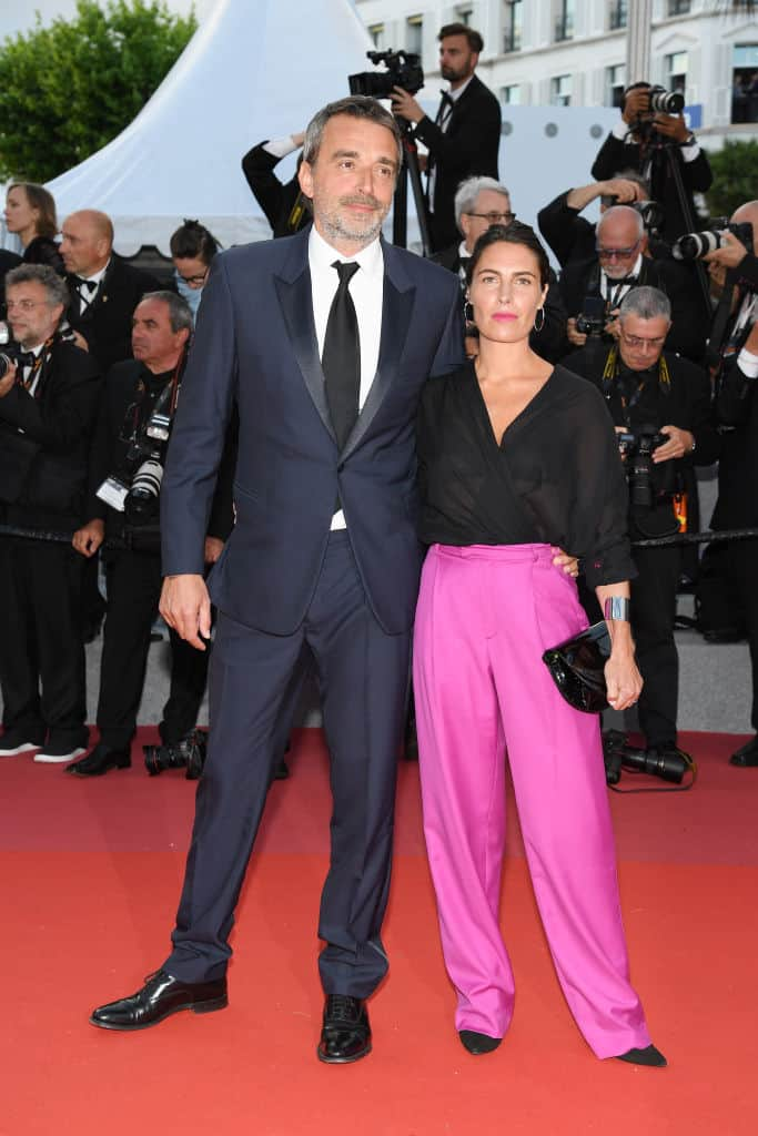 Alessandra Sublet et Clément Miserez