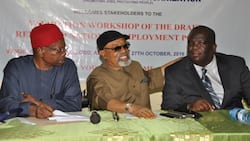 Stop this embarrassment: APC governors forum DG tackles Buhari's ministers Ngige, Ehanire over doctors' strike