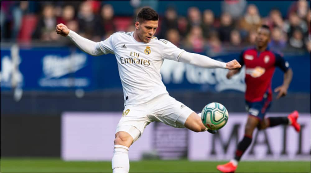 Luka Jovic hands Real Madrid his transfer request after struggling in debut season