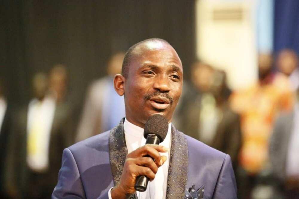 Pastor Paul Eneche