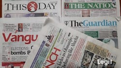 Newspaper review: Presidency reacts as OBJ claims Buhari is behaving like Abacha