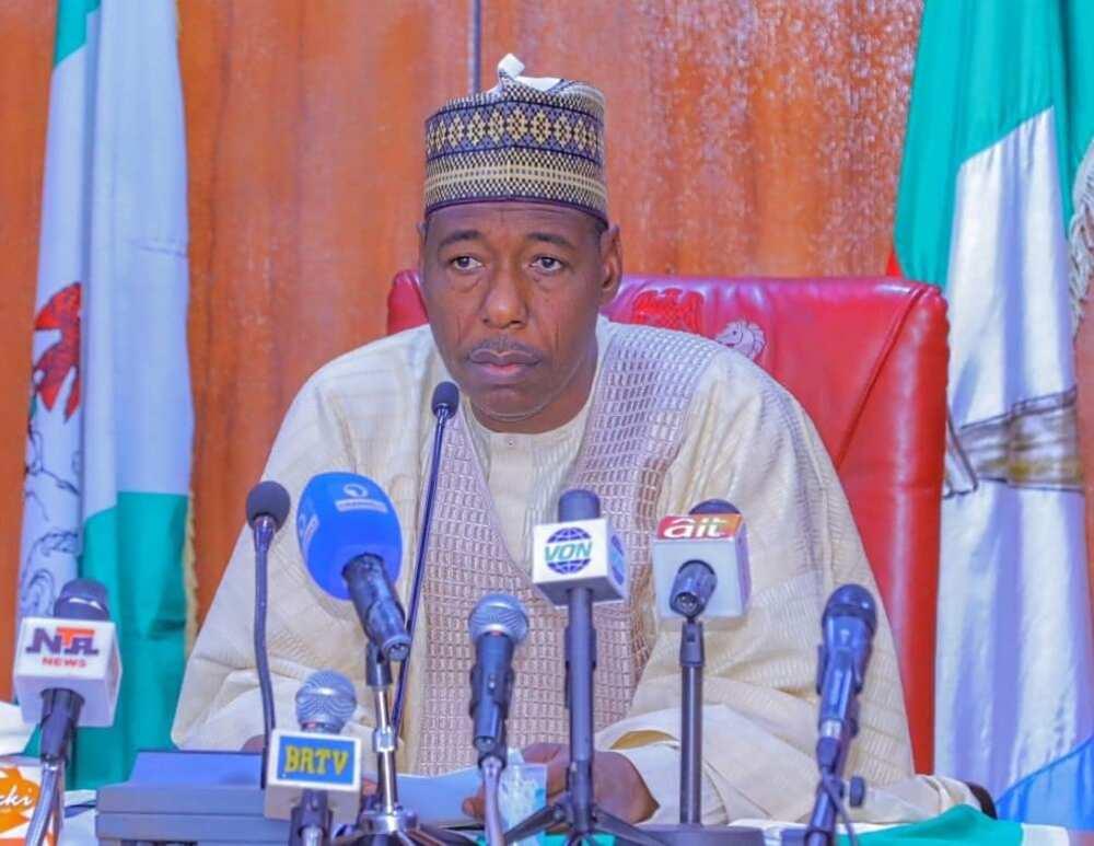 Gwamnan Borno, Farfesa Babagana Zulum