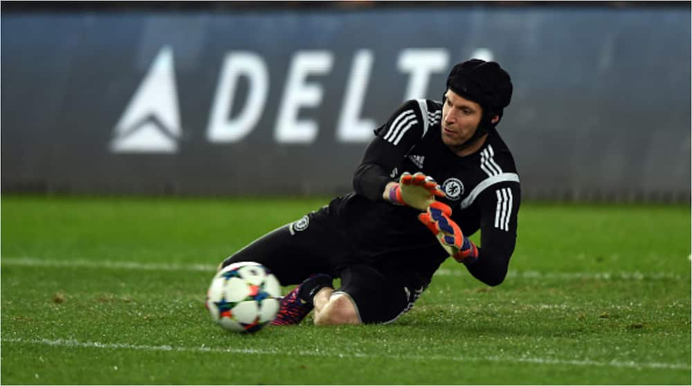 Petr Cech: 38-year-old retired goalkeeper included in Chelsea's 25-man Premier League squad