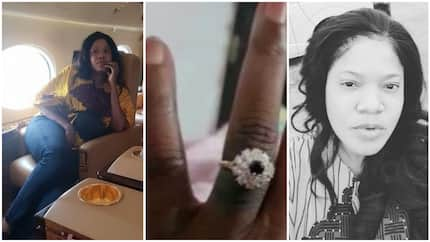 Toyin Abraham's engagement to lawyer fiancé reportedly crashes