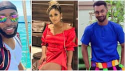 BBNaija: Emmanuel and Tega win N1m for injuries sustained during task, Yousef gets N2m for his efforts