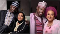 Top actor Ali Nuhu and his beautiful wife celebrate 16th wedding anniversary with lovely photo