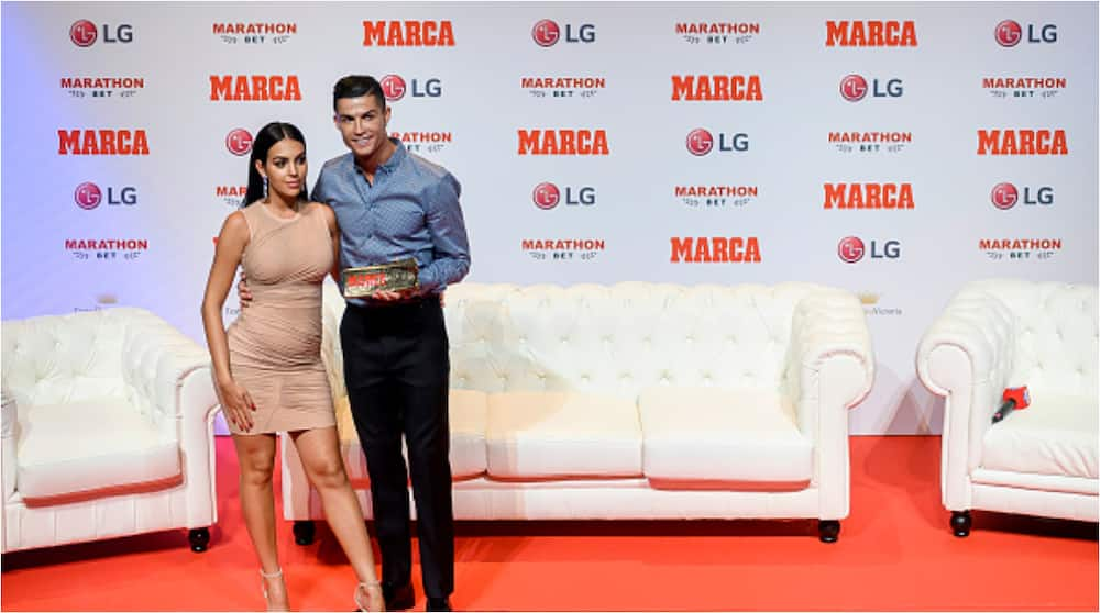 Georgina Rodriguez splashes over $675,569 (about N258m) on exotic wristwatches