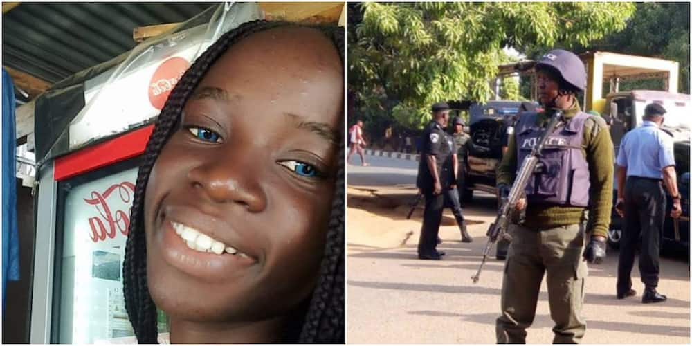 Shalewa Adebowale: Missing 19-year-old student found dead