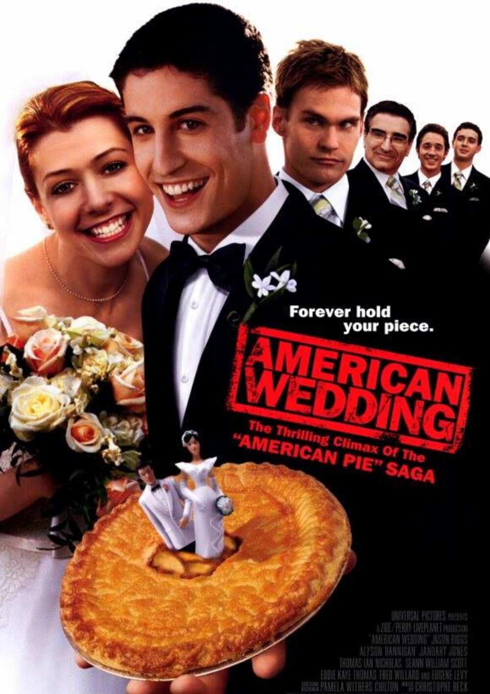 american pie movie order