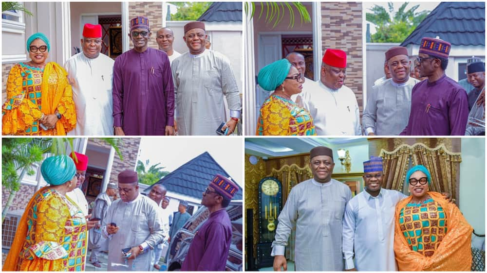 This Is What We Discussed, Fani-Kayode Speaks after Meeting 2 APC Governors, Others