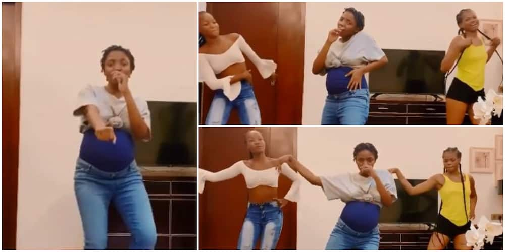Singer Simi Shares Throwback Video from When She Was 6 Months Pregnant, Says Only Her Team Knew About It