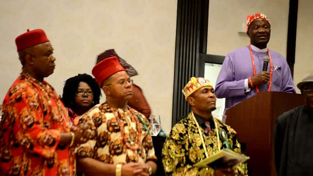 2023: We would raise millions of dollars for Igbo presidency - Ohanaeze youths