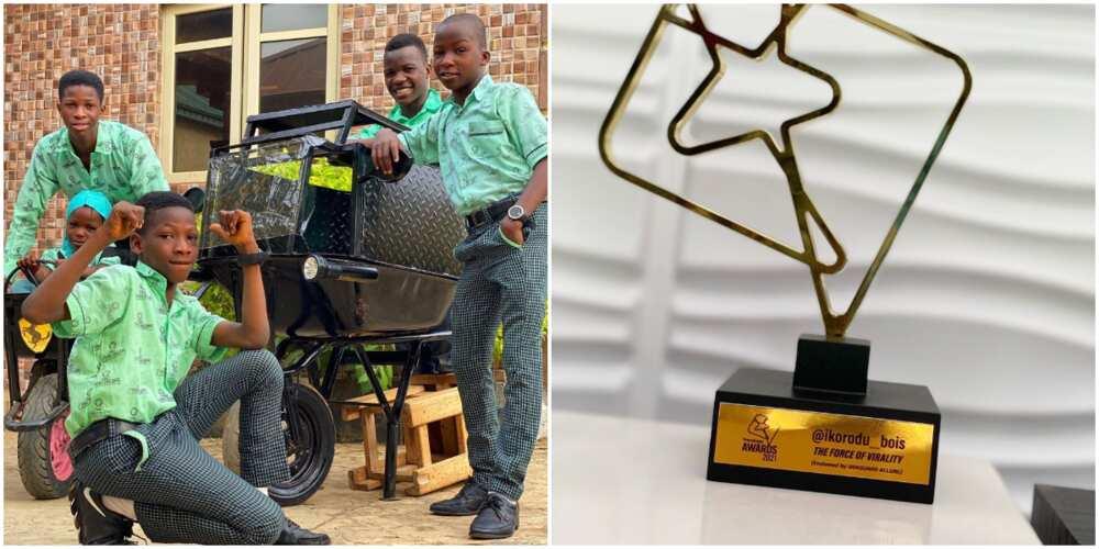 Ikorodu Bois recognised as 'force of virality'