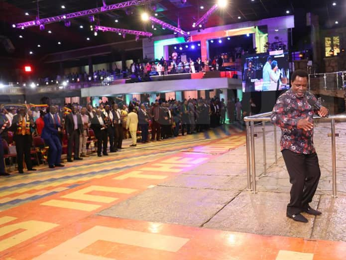 Pronounced dead at 3am: How Pastor TB Joshua died, his last moments in the church