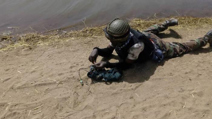 Different bandits' groups riding over 100 bikes surround market in Sokoto, kill 49