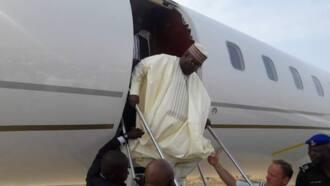 Breaking: Atiku departs US, heads to Abuja for presidential debate