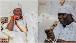 I was never single, I had a permanent olori in the palace - Ooni of Ife speaks about having a spiritual partner