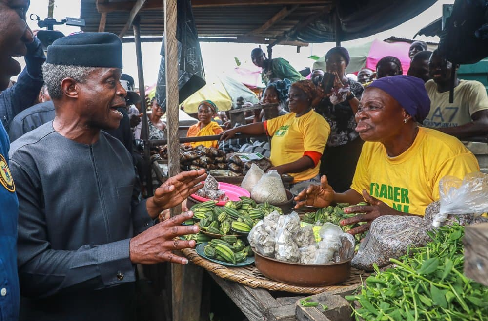 High food prices: Buhari, we need to see you - Nigerian market women lament