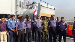 Nigerian Navy nabs 12 suspects over alleged illegal oil bunkering, releases confessions